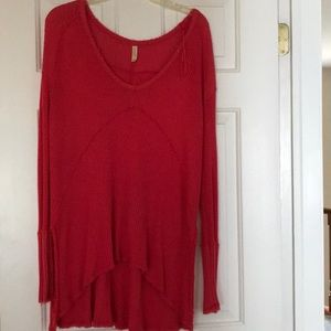 EUC Free People Thermal, size Small